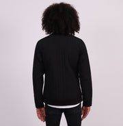 The Reserve Bomber Jacket - Black