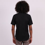 The Sojourn Short Sleeve - Black