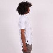 The Sojourn Short Sleeve - White