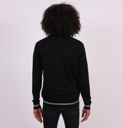 The Subculture Cardigan- Black