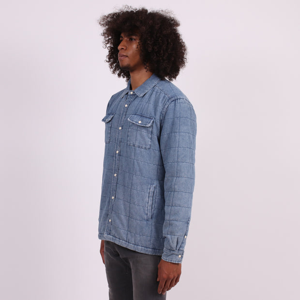 The Union Shirt Jacket - Denim