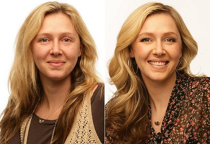 Image Makeover, Before and After