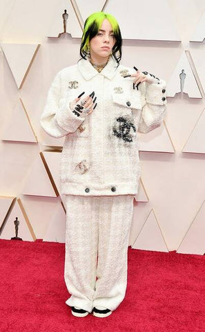 Billie Eilish at the Oscars