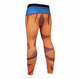 Son Goku- SkinZ Leggings
