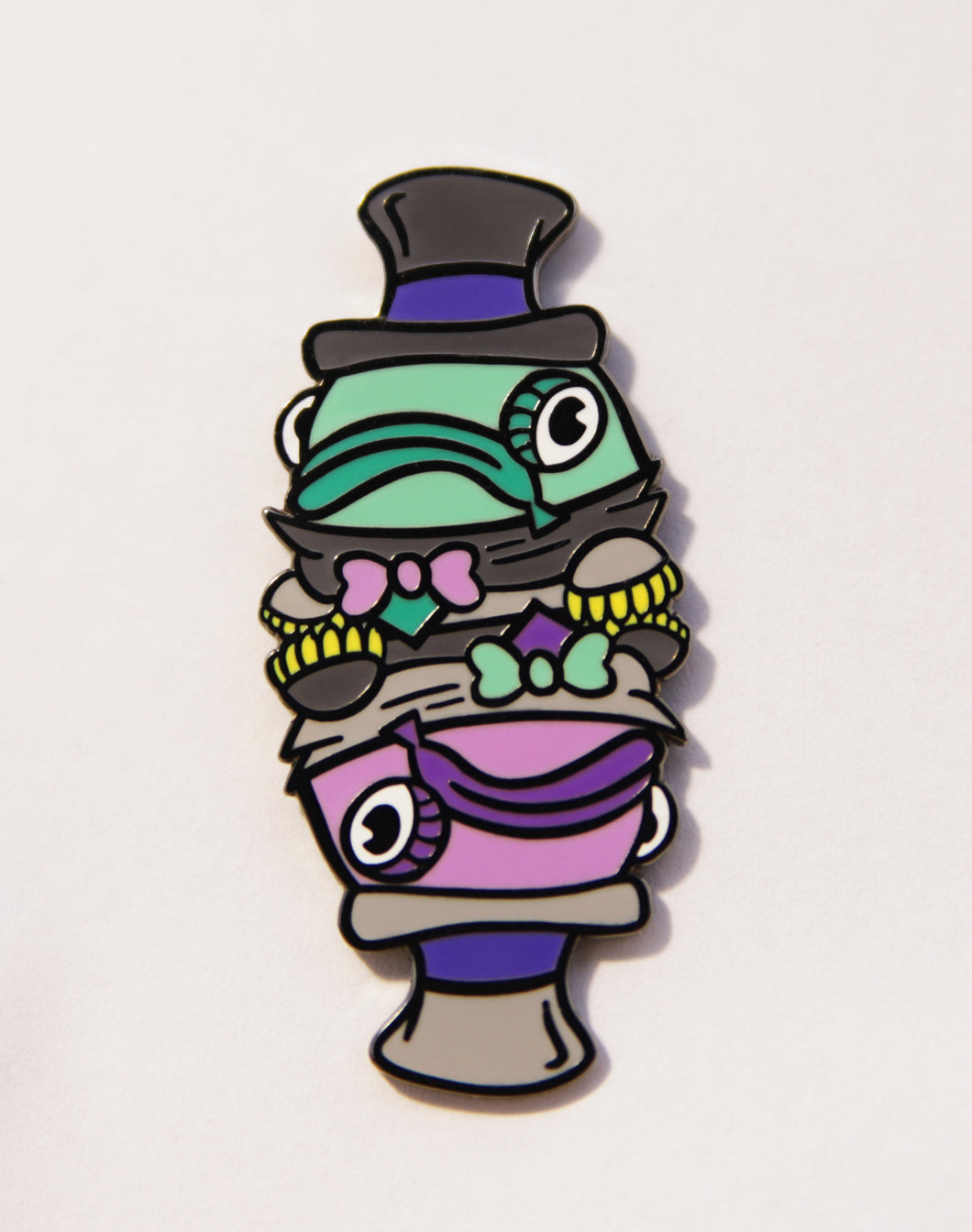 Repossession Fish Pin *NEW*