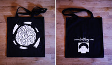 Ghost Trap Tote Bag