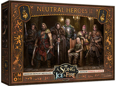 A Song of Ice & Fire : Neutral Heroes II