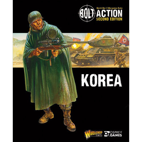 Bolt Action : Korea
