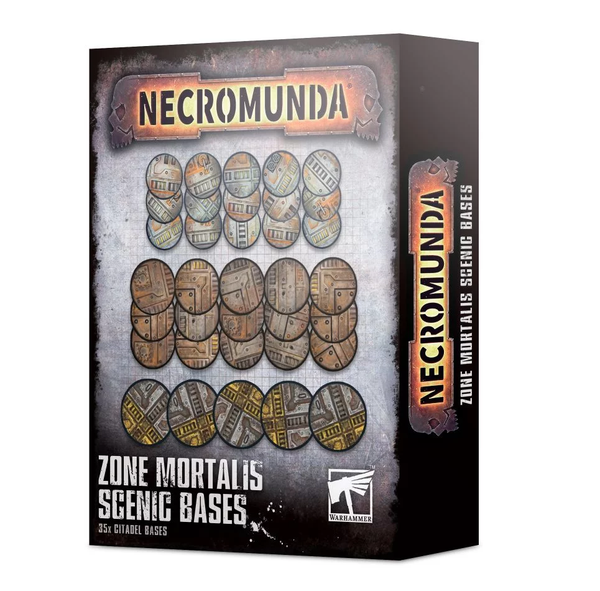 Zone Mortalis bases set
