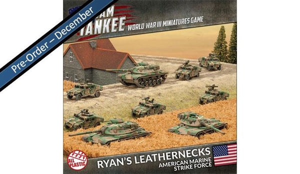 Team Yankee : Ryan's Leathernecks