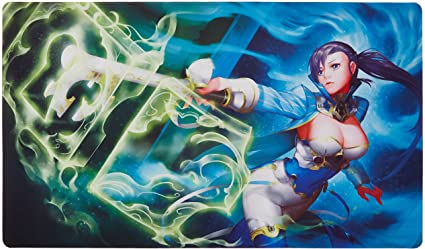 Astral Gatekeeper - Card Gaming Playmat