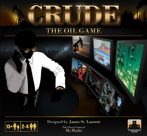 Crude : the Oil game