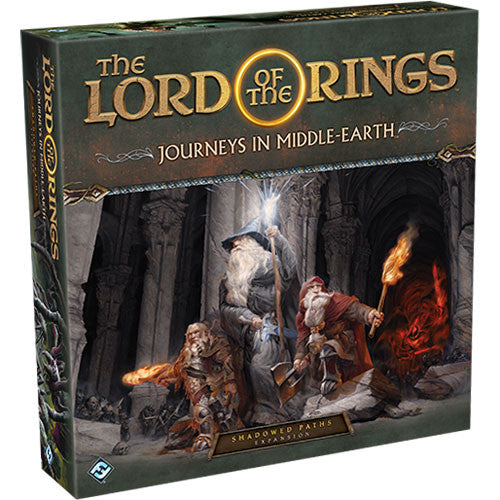 The Lord of the Rings : Journeys in Middle Earth: Shadowed Paths