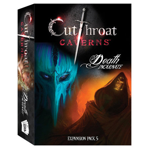 Cutthroat Caverns : Death Incarnate expansion