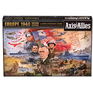 Axis & Allies - Europe 1940 (2nd Edition)