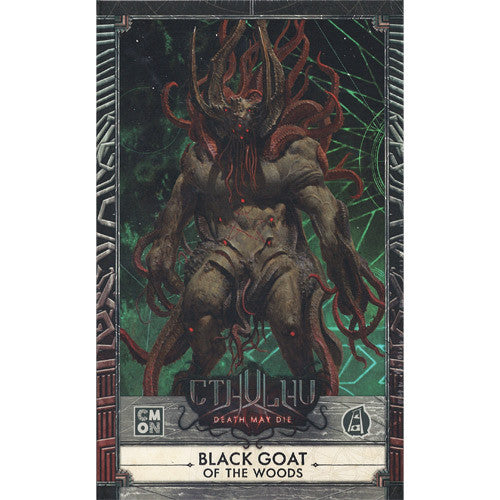 Cthulhu Death May Die: Black Goat of the woods