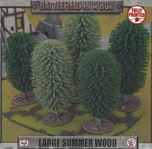 Battlefield in a Box: large summer wood