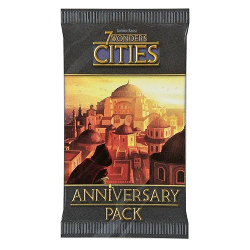 7 Wonders : Cities Anniversary pack