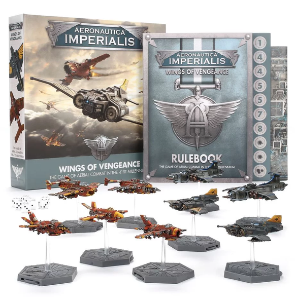 Aeronautica Imperialis : Wings of Vengeance