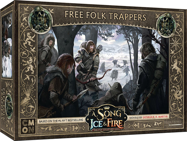 A Song of Ice & Fire : Free Folk Trappers