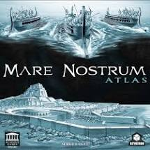 Mare Nostrum : Atlas expansion