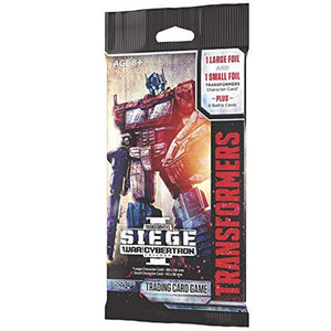 Transformers TCG : War for Cybertron Siege I booster