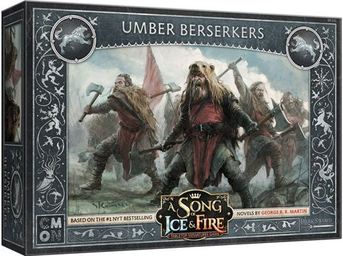A Song of Ice & Fire : Umber Berserkers (Mid October pre order)