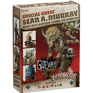 Zombicide : Green Horde - Sean A. Murray guest box