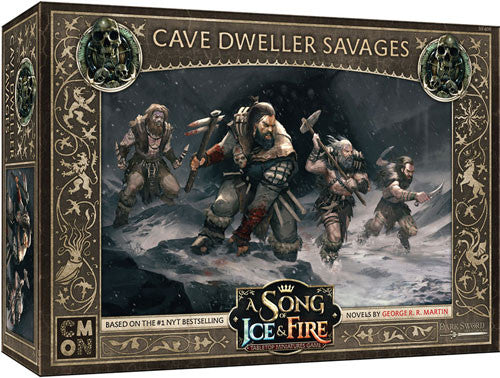 A Song of Ice & Fire : Cave Dweller Savages