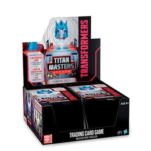 Transformers TCG : Titan Masters Attack Booster Box