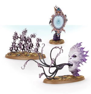 Endless Spells : Hedonists of Slaanesh