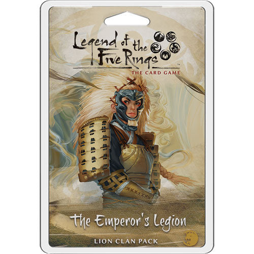 Legend of the Five Rings - LCG : The Emperor's Legion (clan pack)