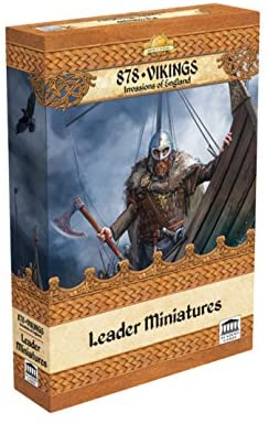 878 Vikings : invasions of England - Leader Miniatures