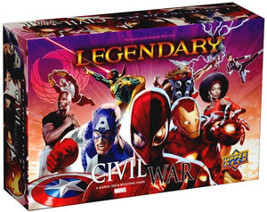 Legendary - Civil War