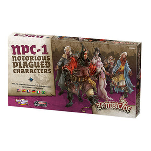 Zombicide : Black Plague - NPC 1
