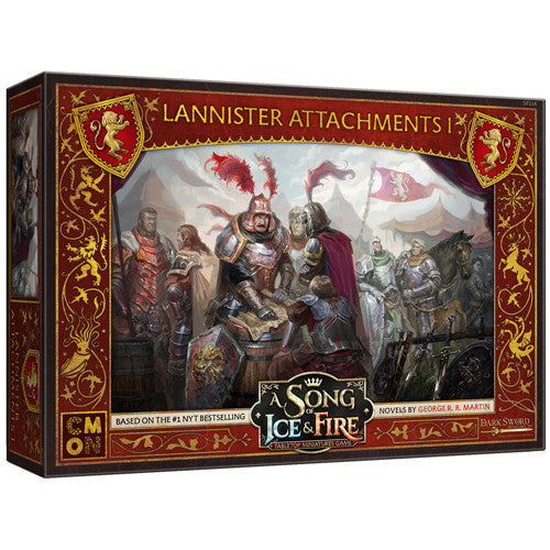 A Song of Ice & Fire : Lannister Attachments 1