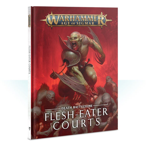 Battletome Flesh Eater Courts