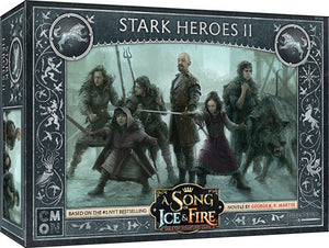A Song of Ice & Fire : Stark Heroes II