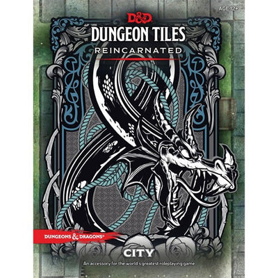 D&D Dungeon Tiles Reincarnated : City