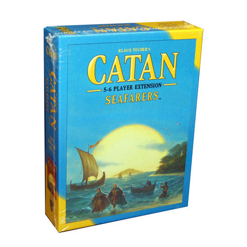 Catan Seafarers :  5-6 player expansion
