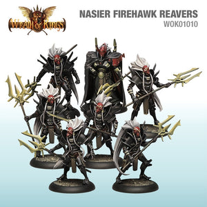 House Nasier Firehawk Reavers