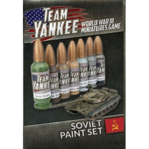 Team Yankee : Soviet paint set