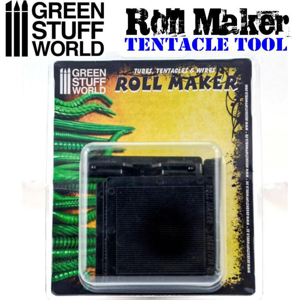 Roll Maker : tubes, tentacles, & wires
