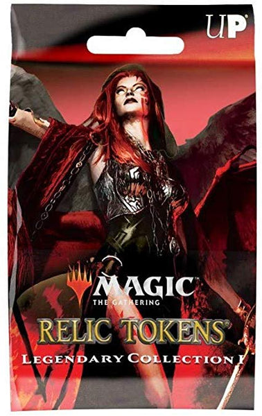 MtG - Relic Tokens : Legendary Collection