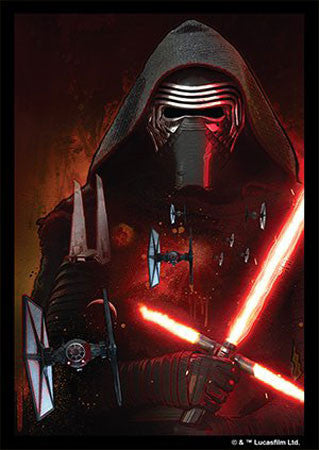 FF Deck Sleeves - Star Wars: Kylo Ren