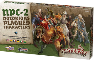 Zombicide : Black Plague - NPC 2