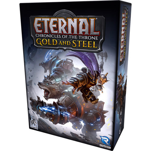 Eternal - Chronicles of the Throne : Gold & Steel
