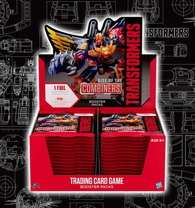 Transformers TCG : Rise of the Combiners booster box
