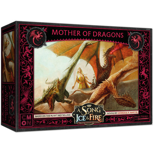 Targaryen Mother of Dragons (pre-order)