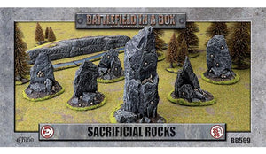Battlefield in a Box: Sacrificial Rocks